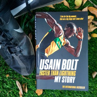 BOOK REVIEW: Faster than Lightning My Story by Usain Bolt (Olympian)