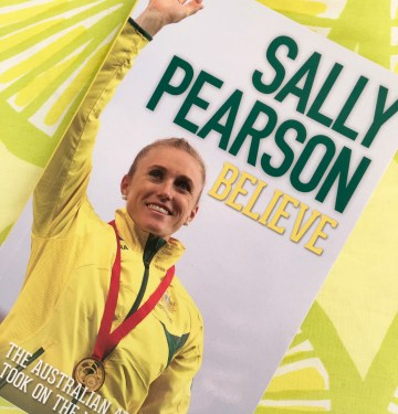 BOOK REVIEW: Believe by Sally Pearson