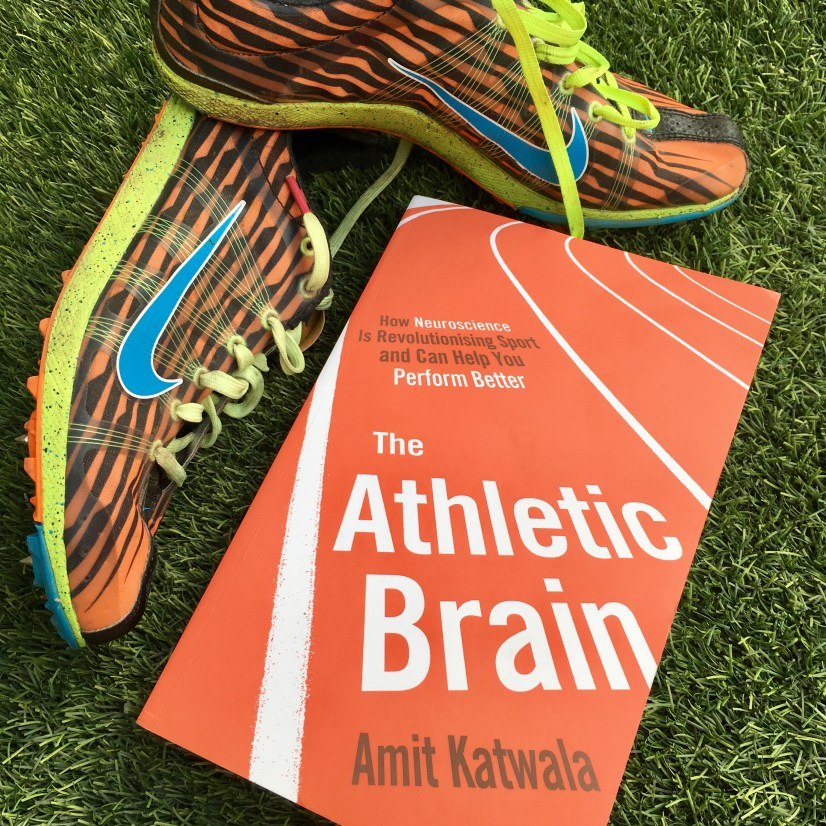 BOOK REVIEW: The Athletic Brain by Amit Katwala
