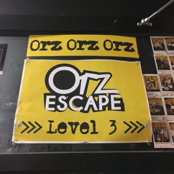 Orz Escape 2
