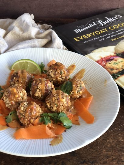 BOOK REVIEW: Minimalist Baker's Everyday Cooking by Dana Shultz