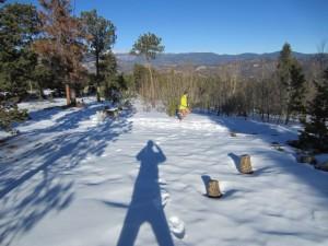 Winter run 3