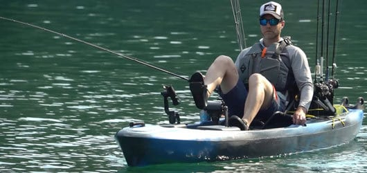 Is A Fishing Kayak With Pedals Worth The Price? - Active At