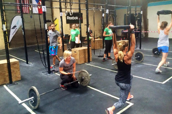 crossfit gyms provide community fitness in pittsburgh pennsylvania