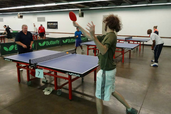 pittsburgh table tennis clubs