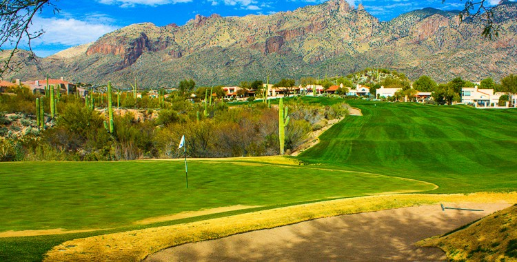 Golf at Westin LaPaloma