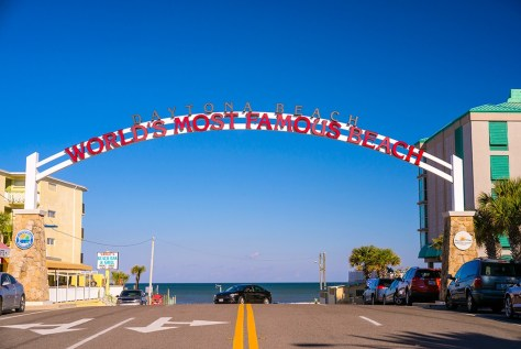 World's Most Famous Beach, Daytona Beach