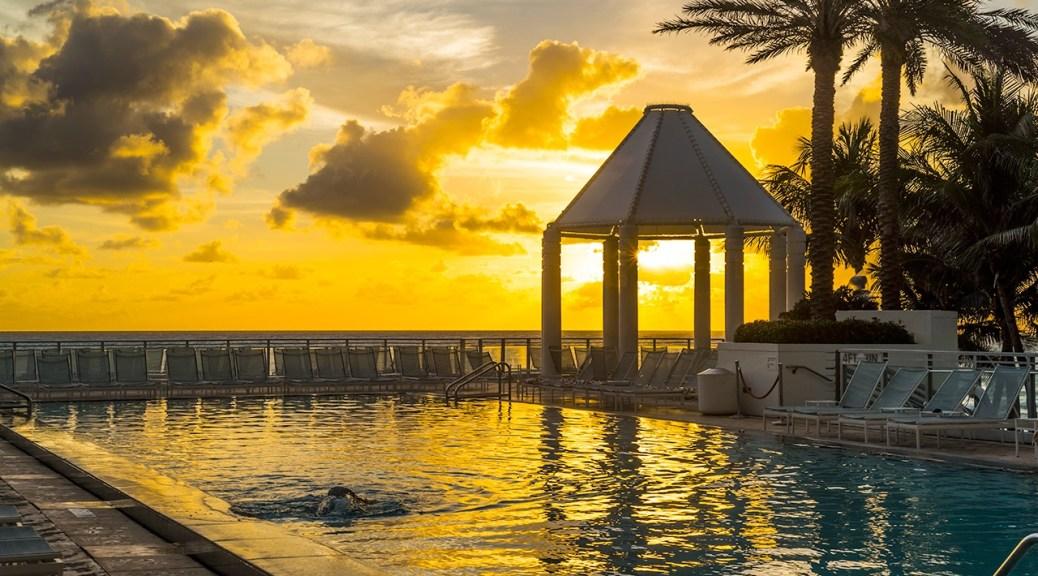 Diplomat Resort and Spa Infinity Pool