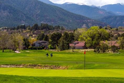 Cheyenne Mountain Golf Course