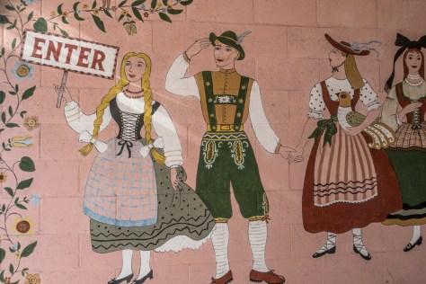 Hofsas House Mural by Maxine Albro