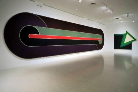 Frank Stella at NSU Art Museum Fort Lauderdale