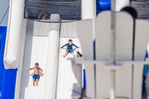TradeWinds Water Slide