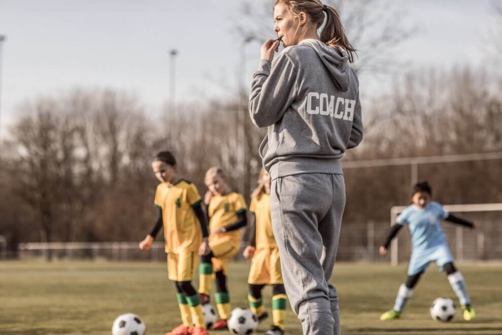 Walking The Walk The Coach As Role Model Active For Life