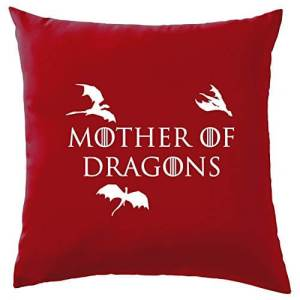 Game of Thrones Mother of Dragons Pillow