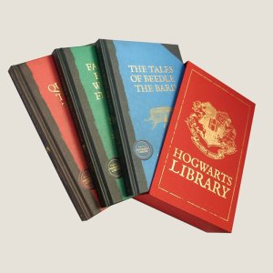 The Hogwarts Library Book Set 1