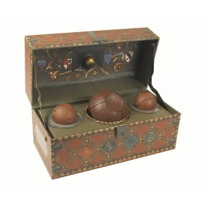 Harry Potter Collectable Quidditch Set