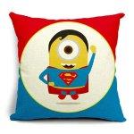 Superman Minions Superhero Pillow Cases