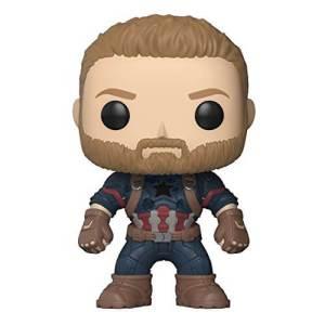 Infinity War Captain America POP! Figure
