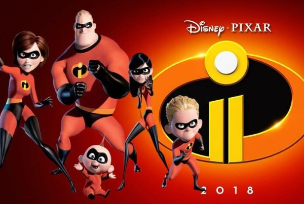 The Incredibles 2 Competition