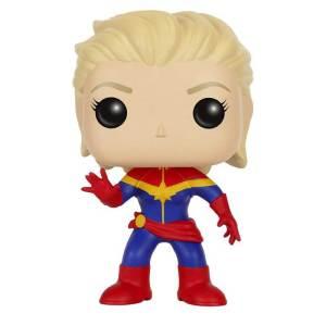 Captain Marvel POP! Figure 2019