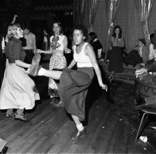 A Northern Soul night in Leicester, 1970s. ADH project.