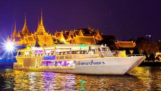 Chao Phraya Princess Cruise