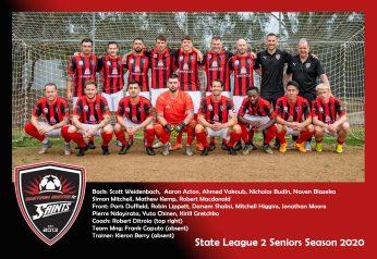 Team photo-Seniors