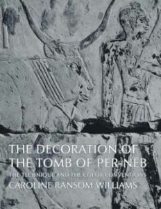 Decoration of Tomb of Per-Neb