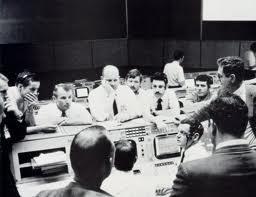 Houston mission control