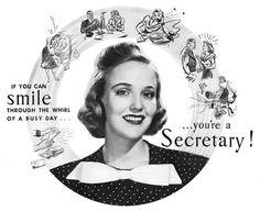 Smile Secretary