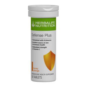 Herbalife Defense Plus Honey Orange