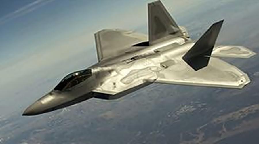 OI HΠΑ ΣΤΕΛΝΟΥΝ F-22 ΣΤΗ ΝΟΤΙΑ ΚΟΡΕΑ