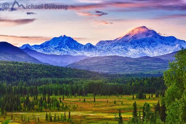 Alaska's Scenic Gems:  10 Road Accessible Landscape Photo Ops