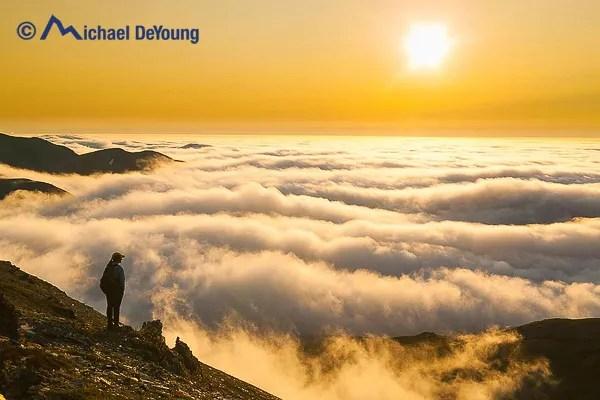 hiker-midnight-sun-arctic-alaska