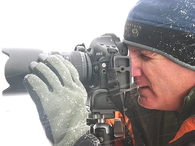 Handy Cold Weather Photography Tips
