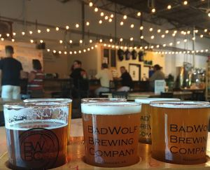 Bad Wolf Brewing