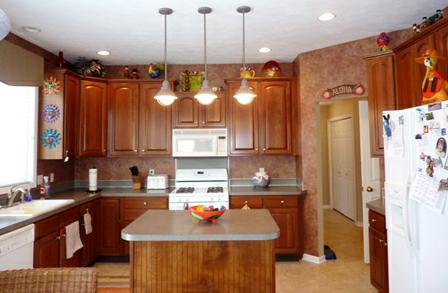 kitchen 3592 Meadow grove kentwood mi