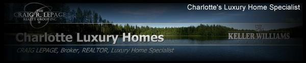 Charlotte's Leading Luxury Home Website