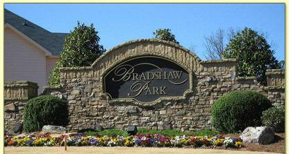 entrance to Bradshaw Park