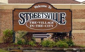 streetsville sign