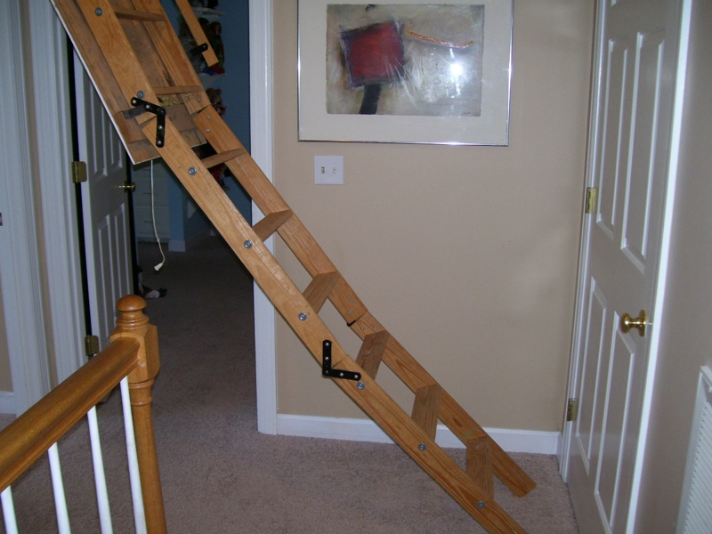 long ladder
