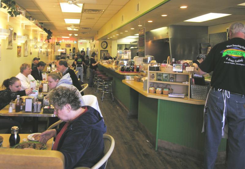 Real Food Cafe Grand Rapids Mi
