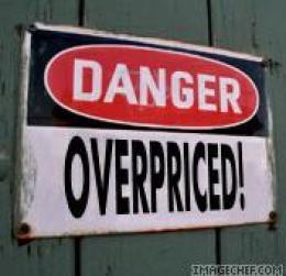 Danger:  Overpriced Listing! Lake Norman