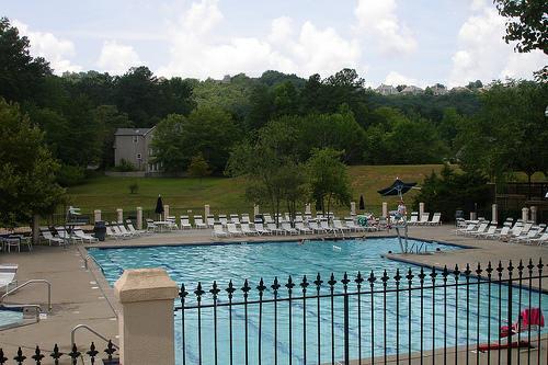Higland Pointe pool