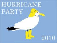 Hurricane Party, Rowayton, Ct