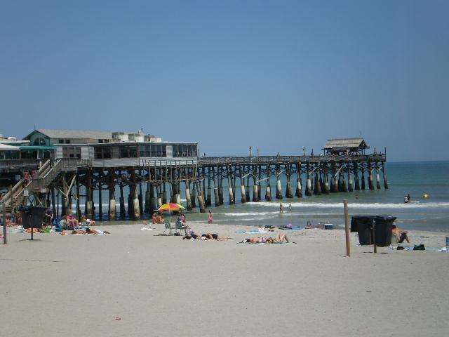 World Famous Cocoa Beach Pier
