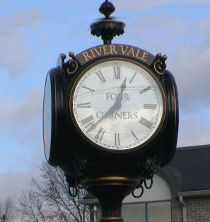 River Vale, NJ Town Center Clock