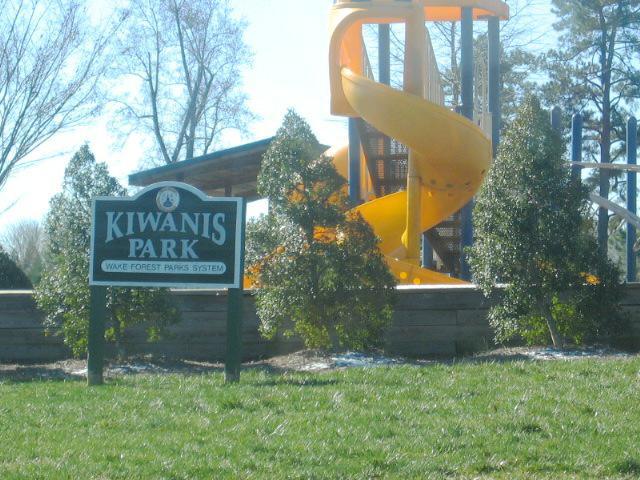 Kiwanis Park Wake Forest NC