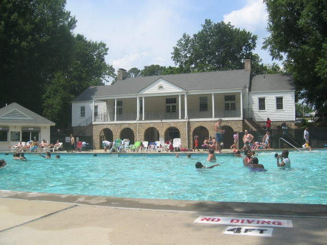 Wake Forest NC Community Pool