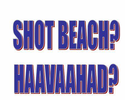shot beach